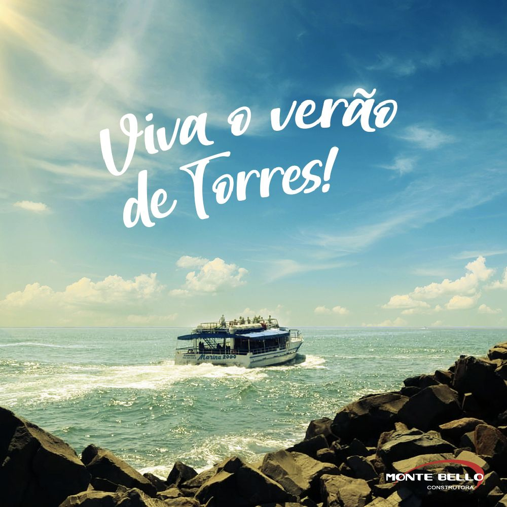 Verão em Torres – Passeio pelo Rio Mampituba