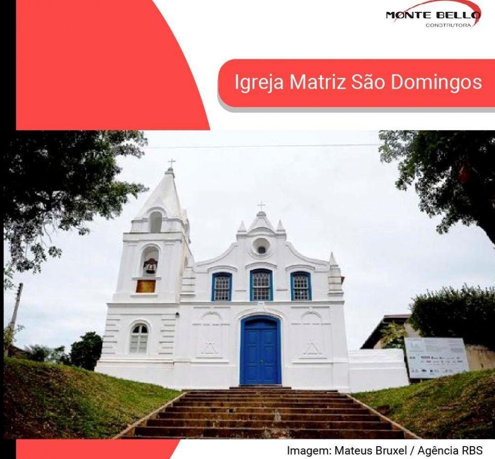 Igreja Matriz São Domingos: história e cultura de Torres